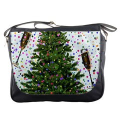 New Year S Eve New Year S Day Messenger Bags