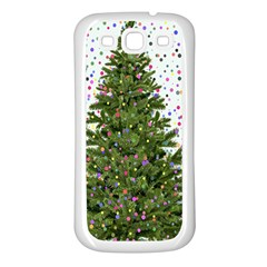 New Year S Eve New Year S Day Samsung Galaxy S3 Back Case (white)