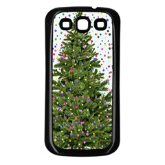 New Year S Eve New Year S Day Samsung Galaxy S3 Back Case (black)