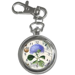Vintage Shabby Chic Dragonflies Key Chain Watches