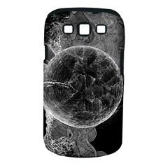 Space Universe Earth Rocket Samsung Galaxy S Iii Classic Hardshell Case (pc+silicone)