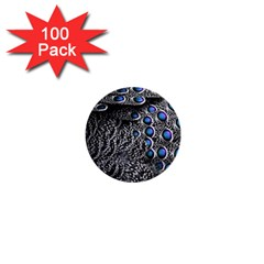 Feather Bird Bird Feather Nature 1  Mini Buttons (100 Pack)