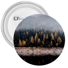 Trees Plants Nature Forests Lake 3  Buttons