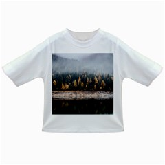 Trees Plants Nature Forests Lake Infant/toddler T Shirts