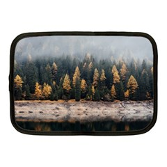 Trees Plants Nature Forests Lake Netbook Case (medium)