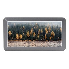 Trees Plants Nature Forests Lake Memory Card Reader (mini)