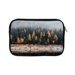 Trees Plants Nature Forests Lake Apple Ipad Mini Zipper Cases