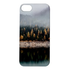 Trees Plants Nature Forests Lake Apple Iphone 5s/ Se Hardshell Case