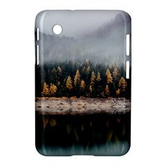 Trees Plants Nature Forests Lake Samsung Galaxy Tab 2 (7 ) P3100 Hardshell Case