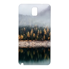 Trees Plants Nature Forests Lake Samsung Galaxy Note 3 N9005 Hardshell Back Case