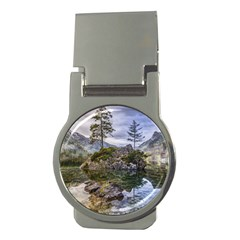 Hintersee Ramsau Berchtesgaden Money Clips (round)