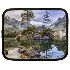 Hintersee Ramsau Berchtesgaden Netbook Case (xxl)