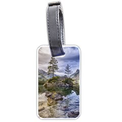 Hintersee Ramsau Berchtesgaden Luggage Tags (one Side)