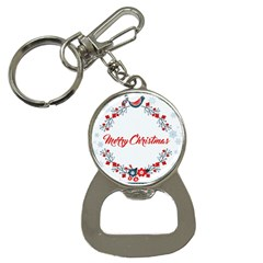 Merry Christmas Christmas Greeting Button Necklaces