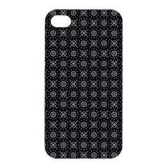 Kaleidoscope Seamless Pattern Apple Iphone 4/4s Hardshell Case