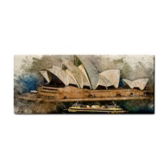 Sydney The Opera House Watercolor Cosmetic Storage Cases
