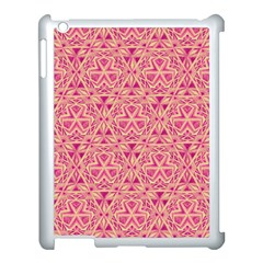Tribal Pattern Hand Drawing Apple Ipad 3/4 Case (white)