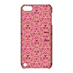 Tribal Pattern Hand Drawing Apple Ipod Touch 5 Hardshell Case With Stand