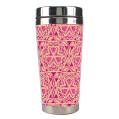 Tribal Pattern Hand Drawing Stainless Steel Travel Tumblers