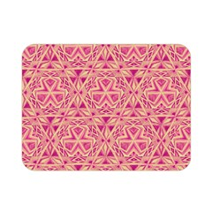 Tribal Pattern Hand Drawing Double Sided Flano Blanket (mini)