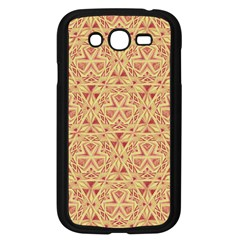 Tribal Pattern Hand Drawing 2 Samsung Galaxy Grand Duos I9082 Case (black)