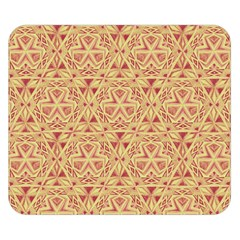 Tribal Pattern Hand Drawing 2 Double Sided Flano Blanket (small)