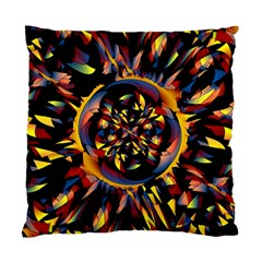 Spiky Abstract Standard Cushion Case (one Side)
