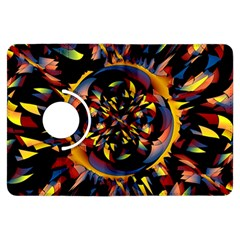 Spiky Abstract Kindle Fire Hdx Flip 360 Case