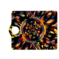 Spiky Abstract Kindle Fire Hdx 8 9  Flip 360 Case
