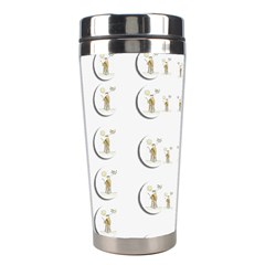 Angels Under The  Sun And Peace Doves Stainless Steel Travel Tumblers