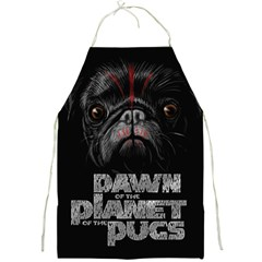 Dawn Of The Planet Of The Pugs Full Print Aprons