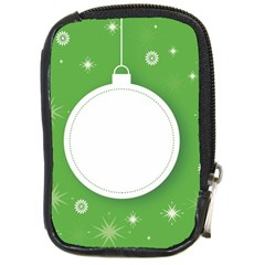 Christmas Bauble Ball Compact Camera Cases