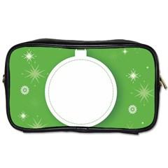Christmas Bauble Ball Toiletries Bags