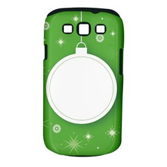 Christmas Bauble Ball Samsung Galaxy S Iii Classic Hardshell Case (pc+silicone)