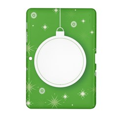 Christmas Bauble Ball Samsung Galaxy Tab 2 (10 1 ) P5100 Hardshell Case