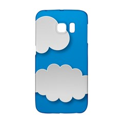 Clouds Sky Background Comic Galaxy S6 Edge