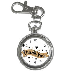 Thank You Lettering Thank You Ornament Banner Key Chain Watches