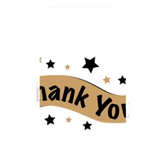 Thank You Lettering Thank You Ornament Banner Memory Card Reader