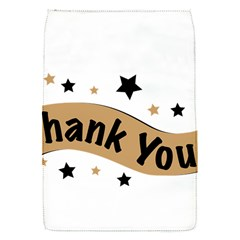 Thank You Lettering Thank You Ornament Banner Flap Covers (s)