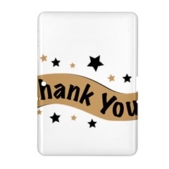 Thank You Lettering Thank You Ornament Banner Samsung Galaxy Tab 2 (10 1 ) P5100 Hardshell Case