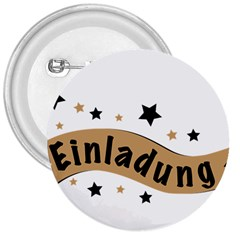 Einladung Lettering Invitation Banner 3  Buttons