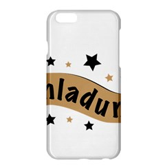 Einladung Lettering Invitation Banner Apple Iphone 6 Plus/6s Plus Hardshell Case