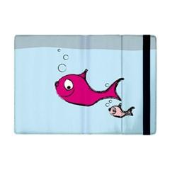 Fish Swarm Meeresbewohner Creature Apple Ipad Mini Flip Case