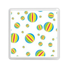 Balloon Ball District Colorful Memory Card Reader (square)