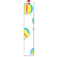 Balloon Ball District Colorful Large Book Marks