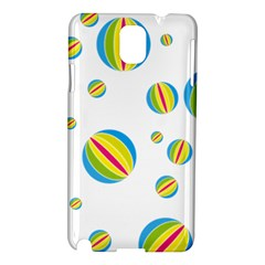 Balloon Ball District Colorful Samsung Galaxy Note 3 N9005 Hardshell Case