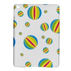 Balloon Ball District Colorful Ipad Air 2 Hardshell Cases