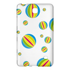 Balloon Ball District Colorful Samsung Galaxy Tab 4 (8 ) Hardshell Case