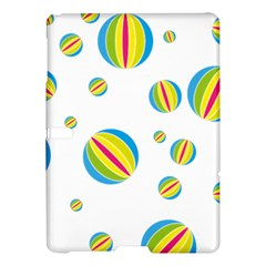 Balloon Ball District Colorful Samsung Galaxy Tab S (10 5 ) Hardshell Case