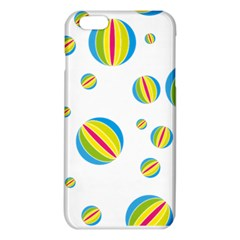 Balloon Ball District Colorful Iphone 6 Plus/6s Plus Tpu Case